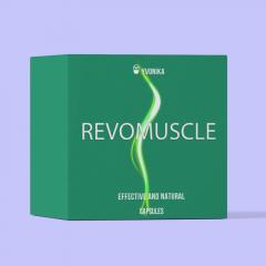 RevoMuscle (Revomuskl) - capsules for accumulation