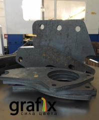 Laser Cutting Is also flexible Metal Kharkiv - a