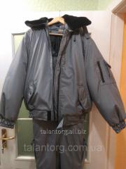 ITR suit winter