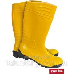 Gumboots with an antiprokolny insole