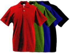 Monophonic t-shirts wholesale and retail