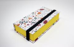 Box cardboard book 150*150*50mm