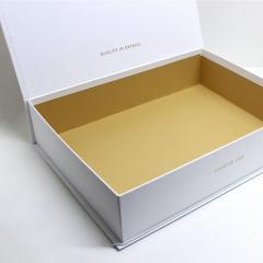 Kashirovanny box for textiles 350*350*70mm