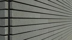 Клинкерный кирпич MBI GeoStylistix Army Grey