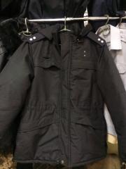 Pea jacket police