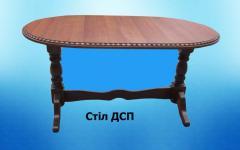 Стол ДСП 1,4х0,8 (40см), С-3