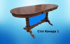 Стол Канада 1 1,4 х 0,8 ( 40 см ), С-178