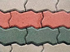 Тротуарная плитка Старый город, Брусчатка