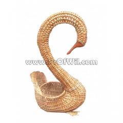 Swan wattled of a rod, model: 199