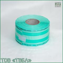 Roll with a fold for steam and EO of sterilization