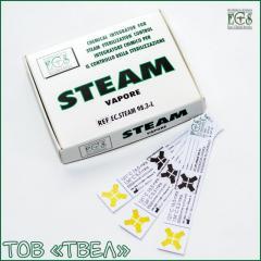 Integrators for control of steam sterilization