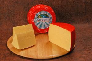 """El queso firme sychuzhnyy """"Litinsky"""