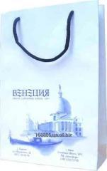 Package paper (130х116х50 mm) No. 15