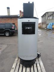 The boiler combustion solid-long Shtorm, 10kWt