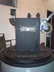 The boiler combustion solid-long Shtorm, 20kWt