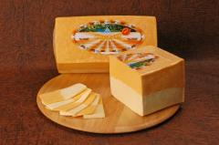 Cheese firm abomasal 'Doublet'