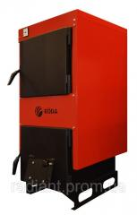 Котел стальной твердотопливный жаротрубный Roda RK2G-20 - 29 кВт (Словения)