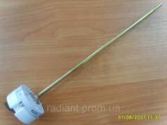 Терморегулятор TSE Cotherm, штырьевой 270 мм, 16А, 70/83°С