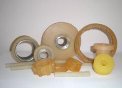 Изделия из полиуретана: манжеты, кольца