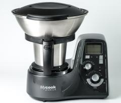 The food processor with scales
