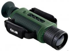 The thermal imager for hunting of FLIR Scout TS32r