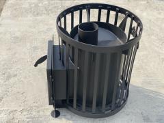 Canada 20 Barrel stove