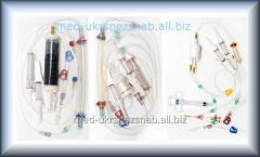 Комплект Гемосет для гемосорбции к аппаратам серии Гемос и Гемос-ПФ