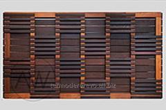 Original thermowood fences