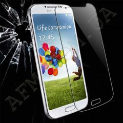 Protective Samsung J300 Galaxy J3 glass (that
