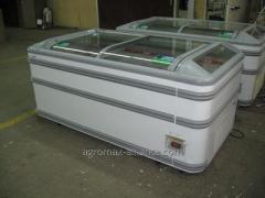 Câmaras de congelação