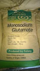 Glyutamat of E621 sodium