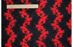 Boucle with the Embroidery - 3 (Party: 1)