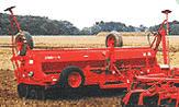 Зерновые сеялки типа KUHNE 6200