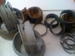 Rings piston 6chn21/21, etc. spare parts