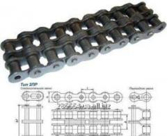 Chains driving roller two-row (2pr)