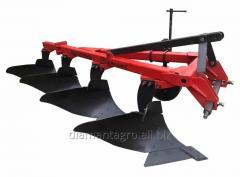 DPLN 3-35+1 plow under corn