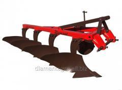 DPLN 4-35 plow under corn
