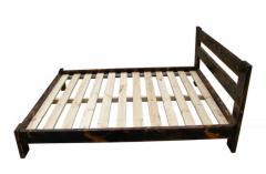 Кровать двуспальная Classic Black