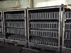 Coal briquette of Pini Kay