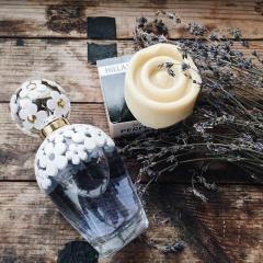 Твердый парфюмированный крем для тела Royal