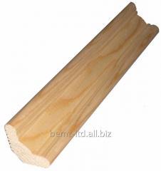 Wooden plinth