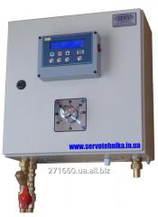 The SERV_W21Mbox water batcher mixer (for