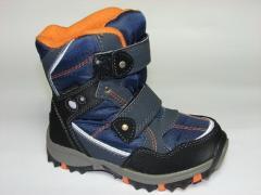 Thermo boots for the boy BI&KI: C-B57-89-C