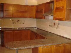Столешницы кухонные из камня