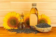 Implementation of sunflower oil