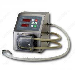 The batcher for viscous OilDOX liquids