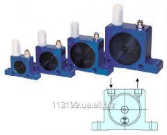 Pneumatic vibrators S of ball type
