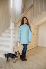 """Coat for the girl of """"Elaine"""" of"""