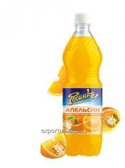 Rosinka with orange taste PET 0,5L, Non-alcoholic