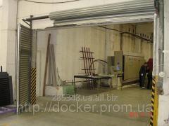 Ворота промышленные 2668675